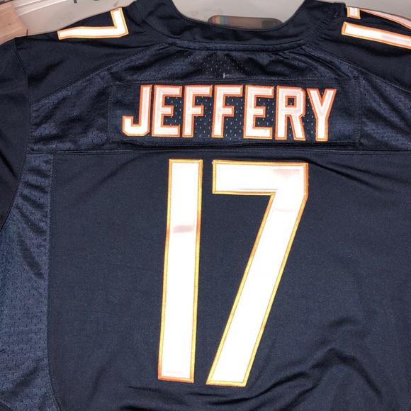 huge discount 3bbd1 27657 Alston Jeffery Jersey NWT